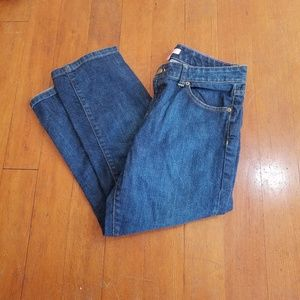 Lilly Pulitzer size 8 main line fit jeans 516.